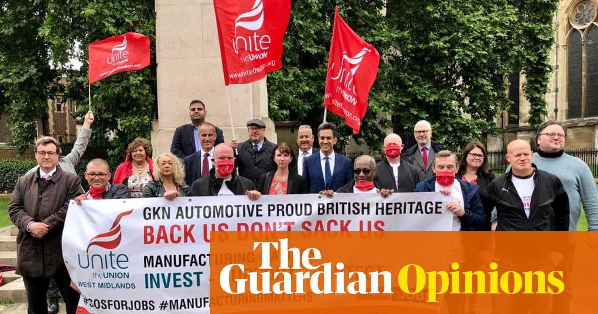 We tried to transition to green jobs, but the bosses are closing our car factory down