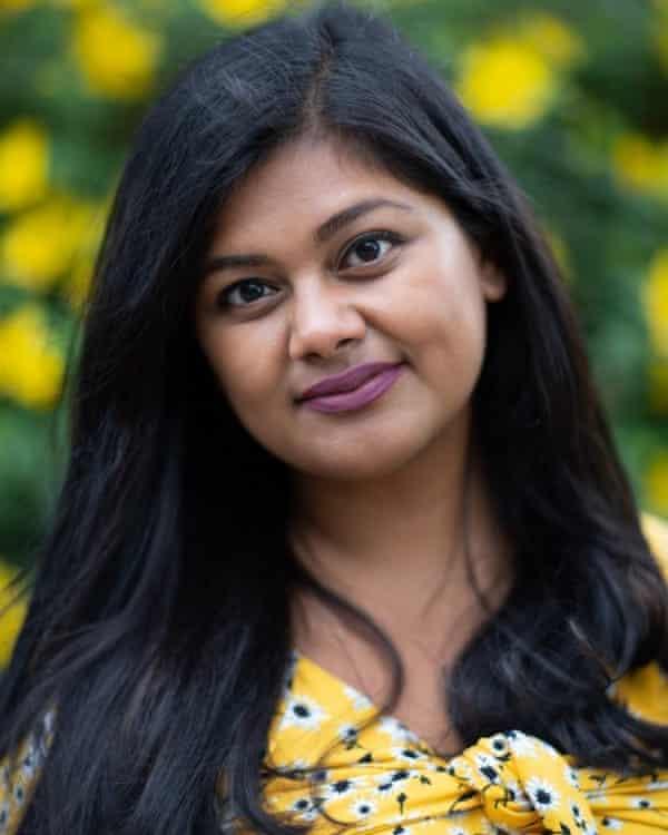 Author Shahnaz Ahsan.
