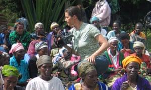 Cameraperson Sundance festival film 2016 Kirsten Johnson in Rwanda byGiniReticker