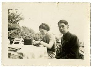 Philip Larkin and Kitty