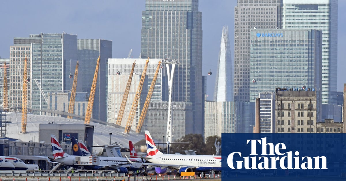 Number of flights taken by officials from department tackling climate crisis soars