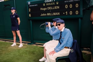 Wimbledon Tennis Championships at the All England club