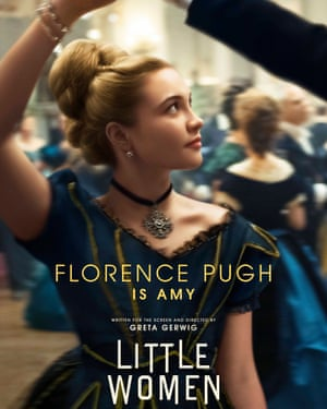 Florence Pugh character poster for Little Women