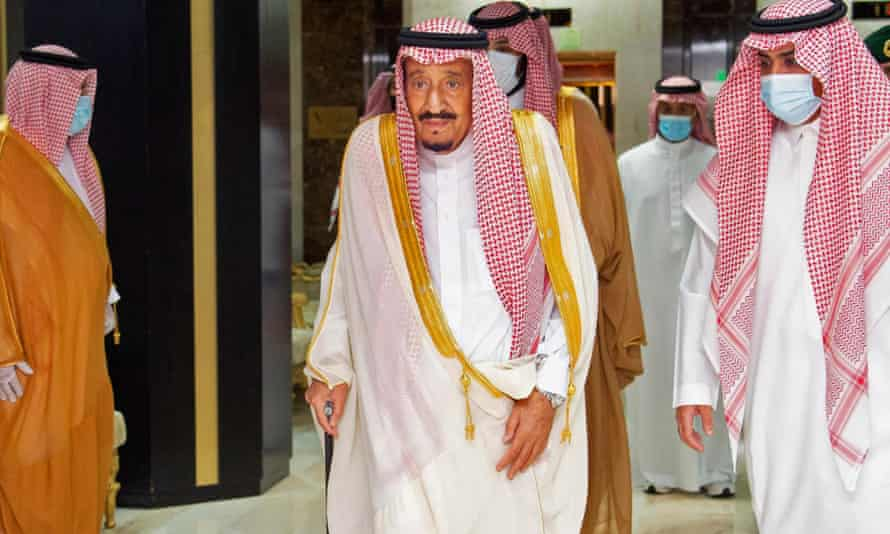 Saudi Arabia has said it will allow flights from Israel to UAE to use Kingdom's air space, but won't recognise Israel until there is a statehood deal for the Palestinians.