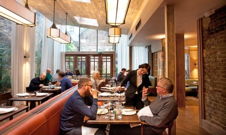 Luca restaurant: 'It's interesting and often revelatory.'