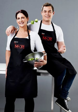 Junk food TV: why we can't stop watching My Kitchen Rules