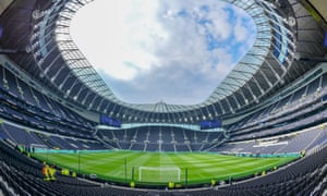 Tottenham's ground will stage the Women's Super League north London derby on 17 November.