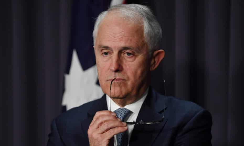 Malcolm Turnbull announces new rules on transparency about citizenship status.