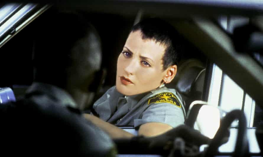 Lori Petty in The Glass Shield