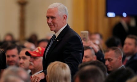 To supporters, Mike Pence, 59, is a loyal lieutenant smoothing Trump's rough edges while steering America right.