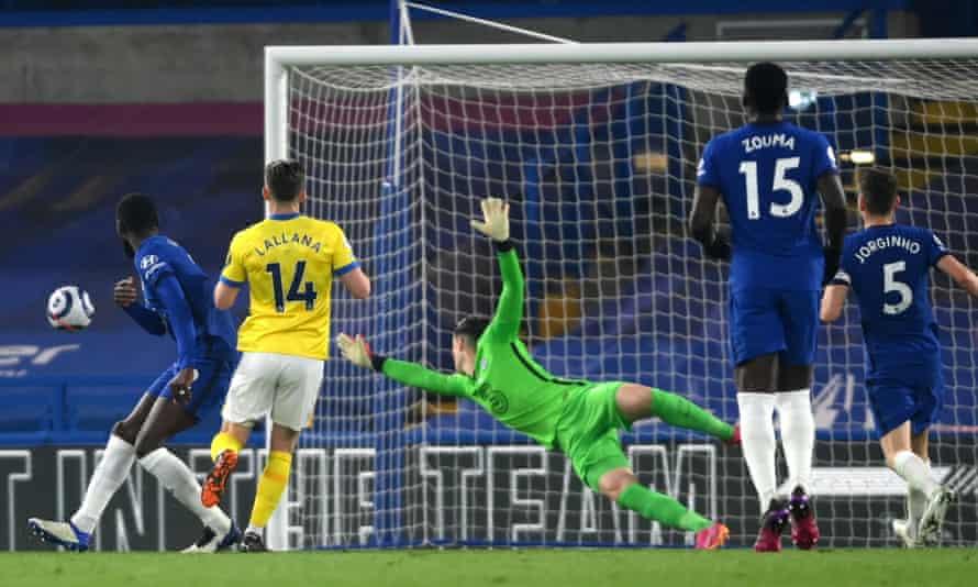 Chelsea take on Brighton at Stamford Bridge on Tuesday night