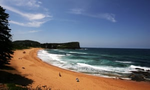 Avalon Beach, Sydney, Australia.