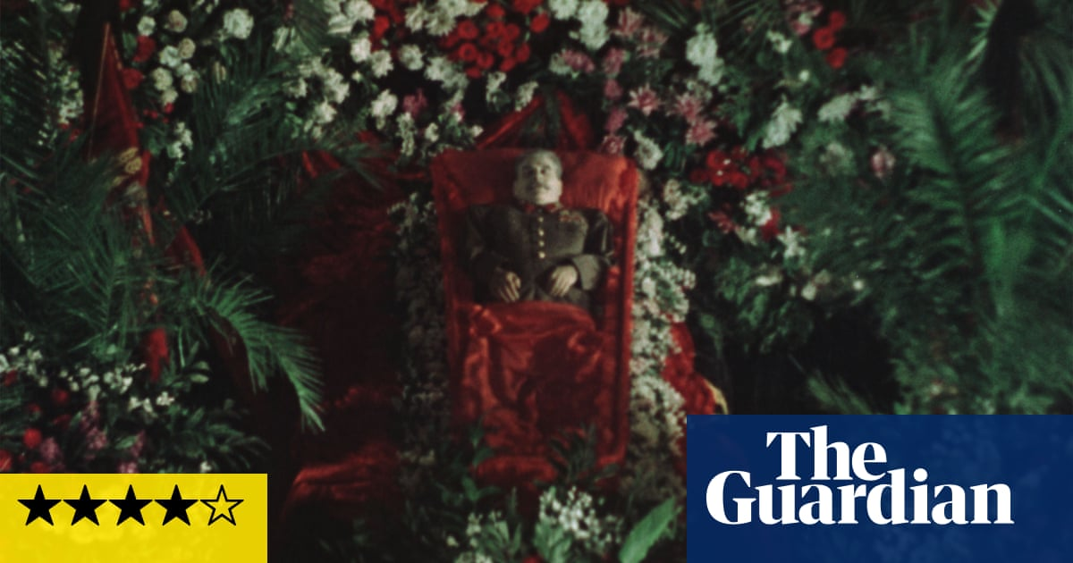 State Funeral review – the eerie last rites of Stalin's Soviet Union