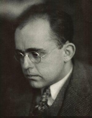 Art historian Hildebrand Gurlitt.