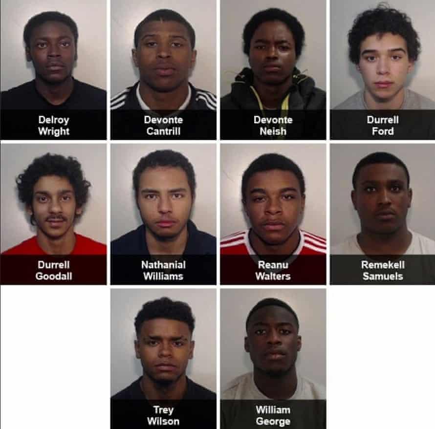 The defendants.