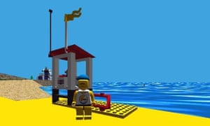 Lego Island game screenshot