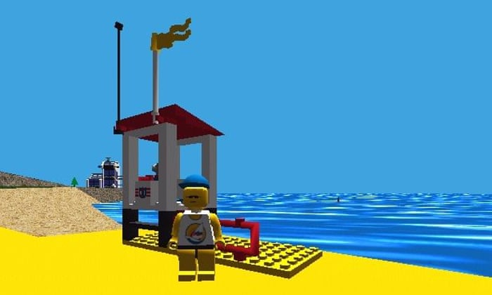 Brick by brick: how Lego embraced video games | Games | The Guardian