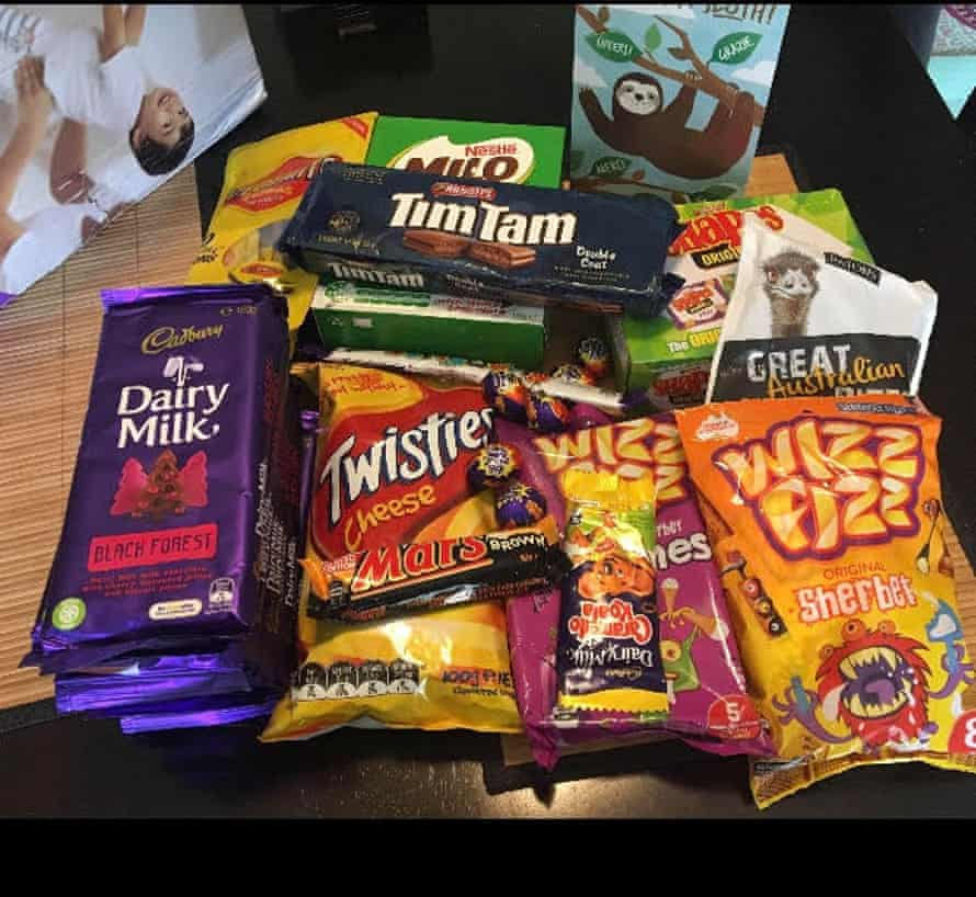 'Like penpals, but with snacks!' Unable to travel, strangers mail each other tastes of home