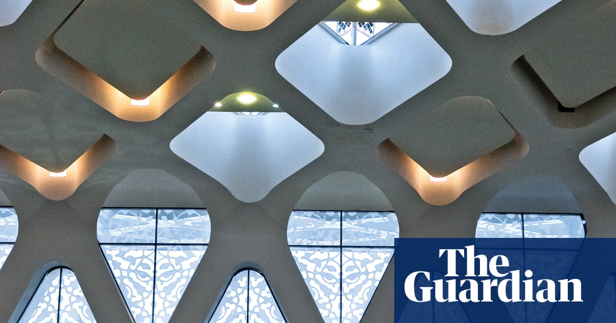 The world's most beautiful airport terminals – in pictures