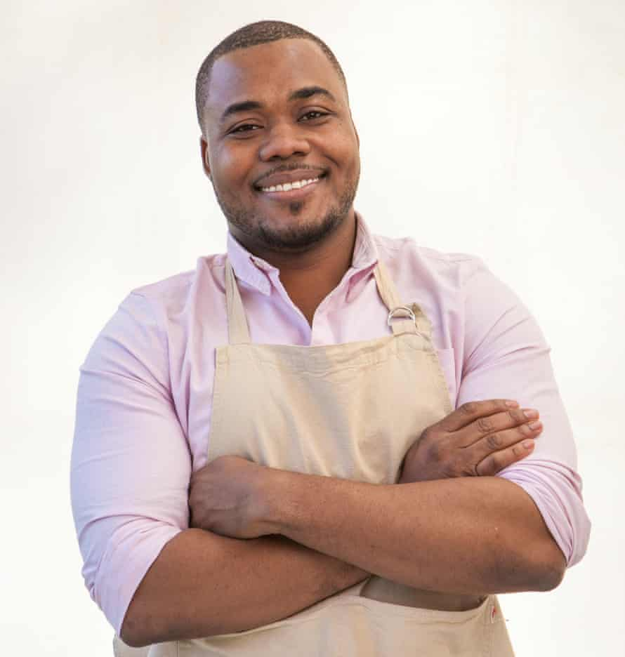 Selasi is baking to save the face of the entire banking industry. He'd better be good.