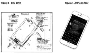 iphone invention lawsuit