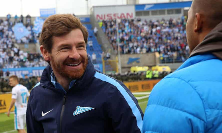 André Villas-Boas has announced he will be leaving Zenit at the end of the season but will hope to enhance his reputation with a good Champions League showing.