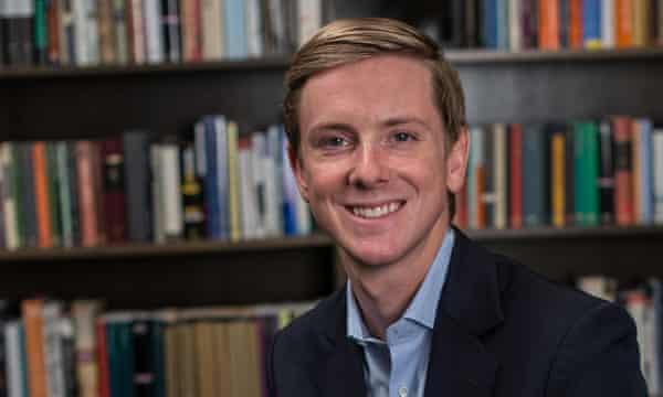 Chris Hughes, a co-founder of Facebook.