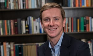 Chris Hughes of Facebook: briefly publisher of New Republic magazine.