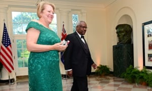 Virginia Thomas, the wife of supreme court justice Clarence Thomas, has hosted awards for United in Purpose.