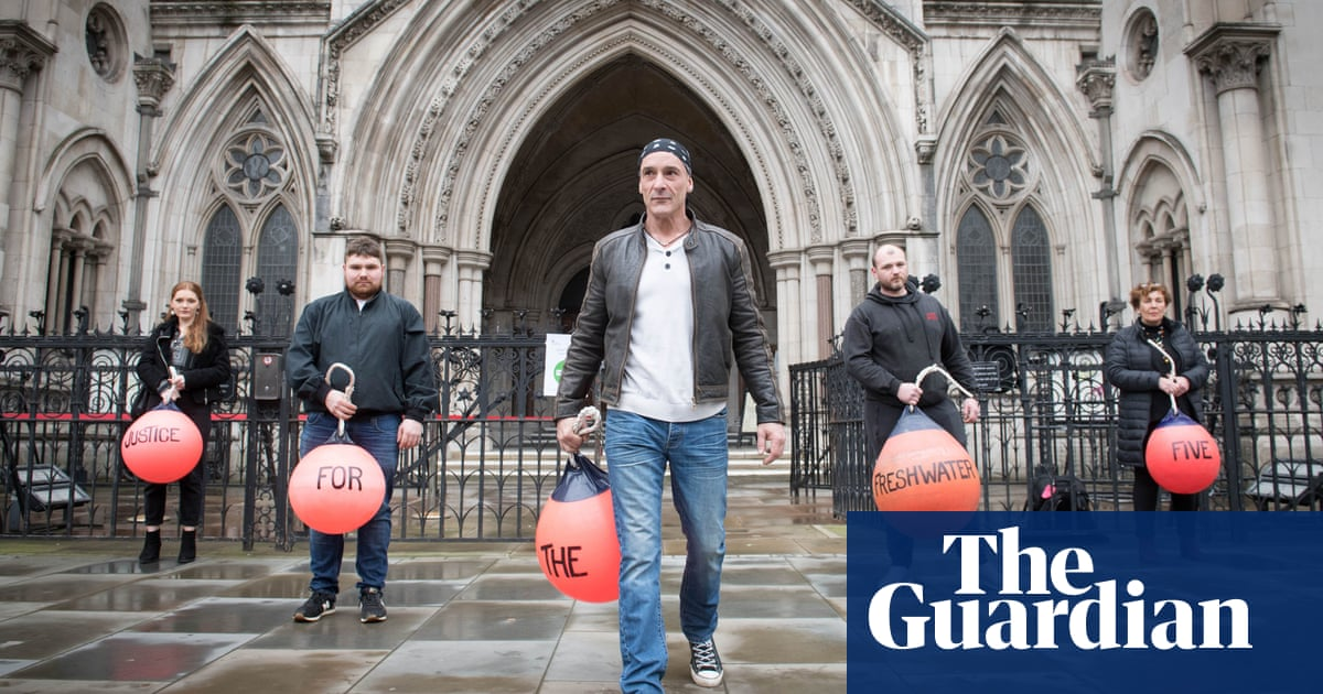 Telling the story of the Freshwater Five: 'Millions are debating their innocence'