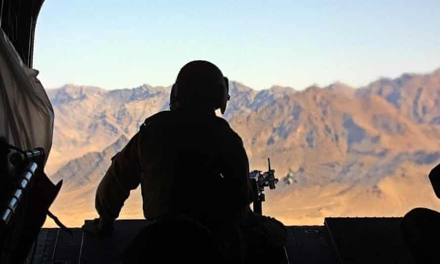 The US has been in Afghanistan for so long that someone born after the attacks is now old enough to go fight there.