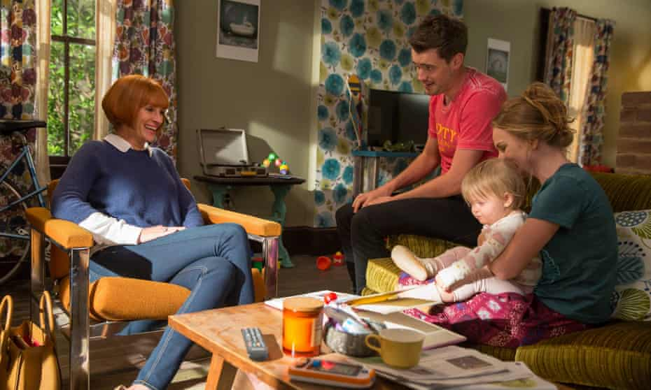 Offensive and reactionary … Julia Roberts and Jack Whitehall in Mother's Day