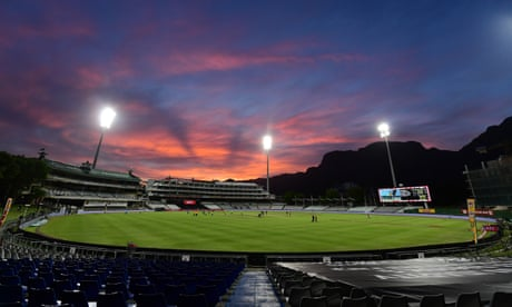 England chasing 180 to beat South Africa: first men's Twenty20 international – live!