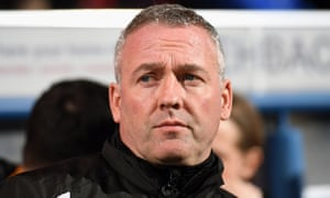 Paul Lambert has been appointed the new manager at Stoke City.