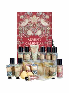 Morris and Co Advent calendar, £40.