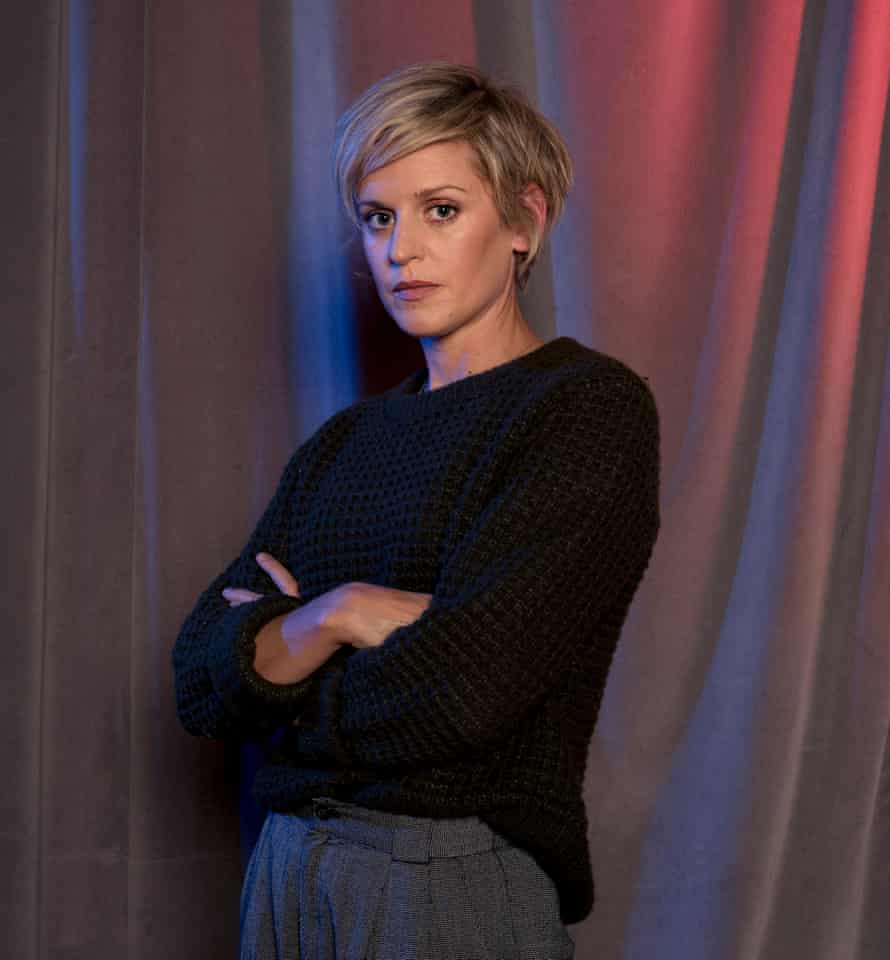 'This is what dreams are made of': Denise Gough.