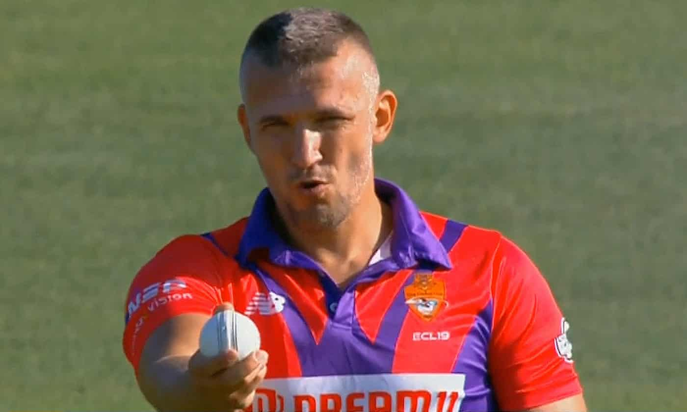Romanian cricketer Pavel Florin set to play in Australia after visa refusal overturned