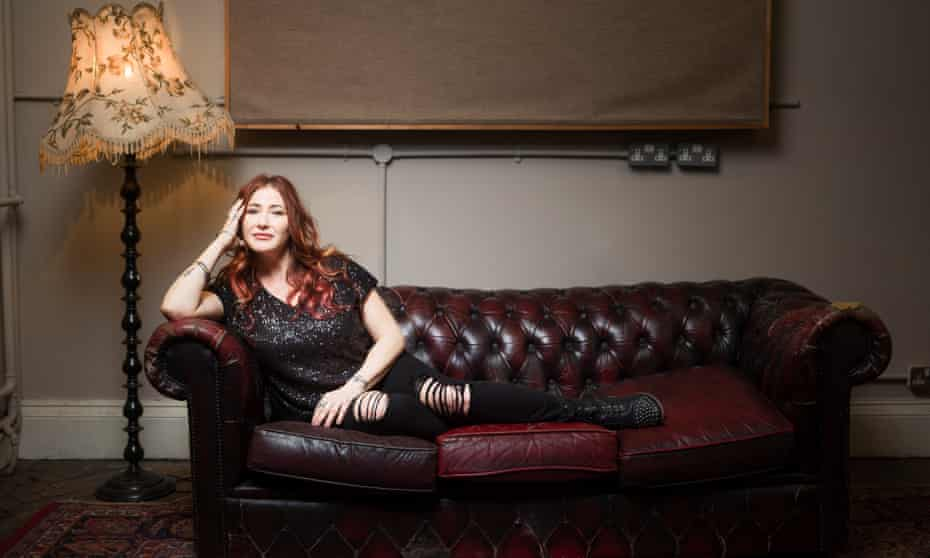 Tiffany photographed at Brighton Electric Studios by Pal Hansen for the Observer.