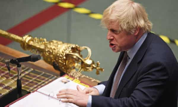 No hiding place for Boris at PMQs
