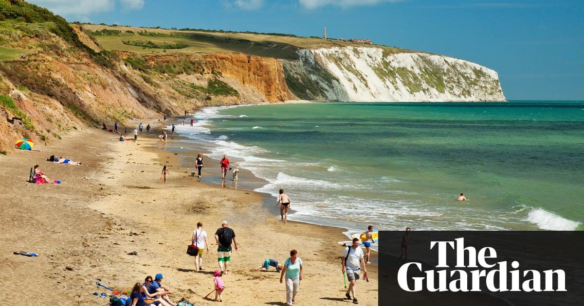 The isle of wight kids dig it travel the guardian for Family motors va beach