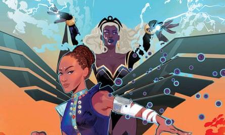 Afua Richardson – Shuri from Black Panther World of Wakanda.