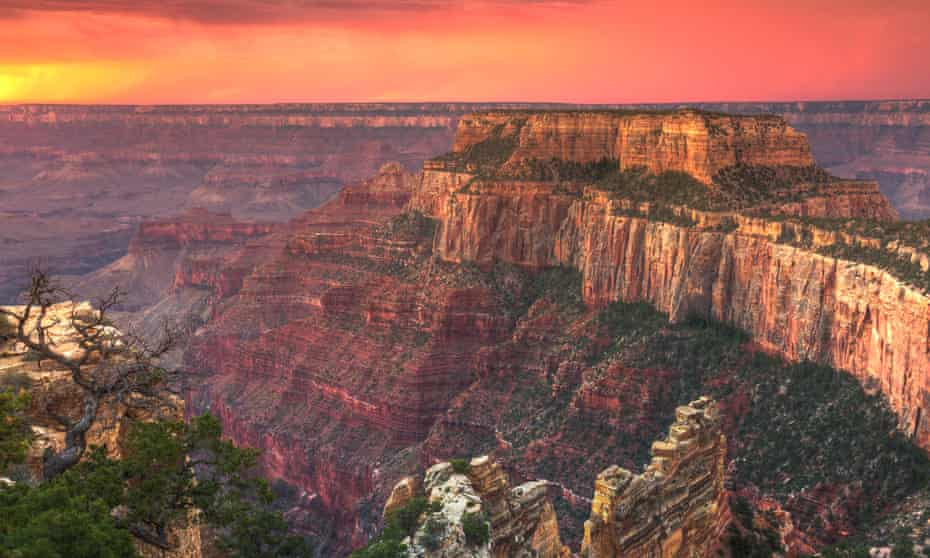 The Grand Canyon faces a threat from a group of Arizona officials.