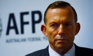 Tony Abbott has said Australia is 'prepared to do what is necessary' to ensure asylum seekers do not reach its shores.