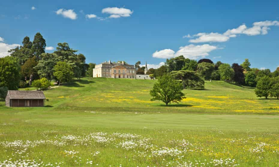 More than capable … the Capability Brown-designed Gatton Park, in Surrey, UK