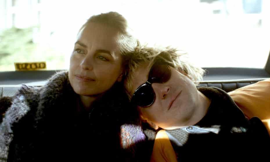 Nina Hoss and Lars Eidinger in My Little Sister