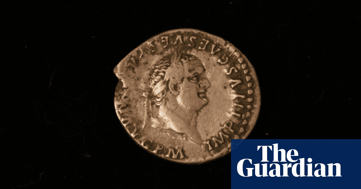 Roman coins found in Yorkshire revealed after years of secrecy