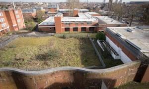 former Holloway prison site