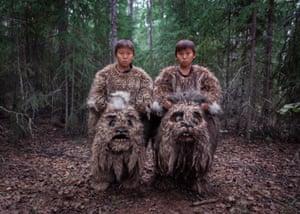 Sakhawood by Alexey Vasilyev (Russian Federation)