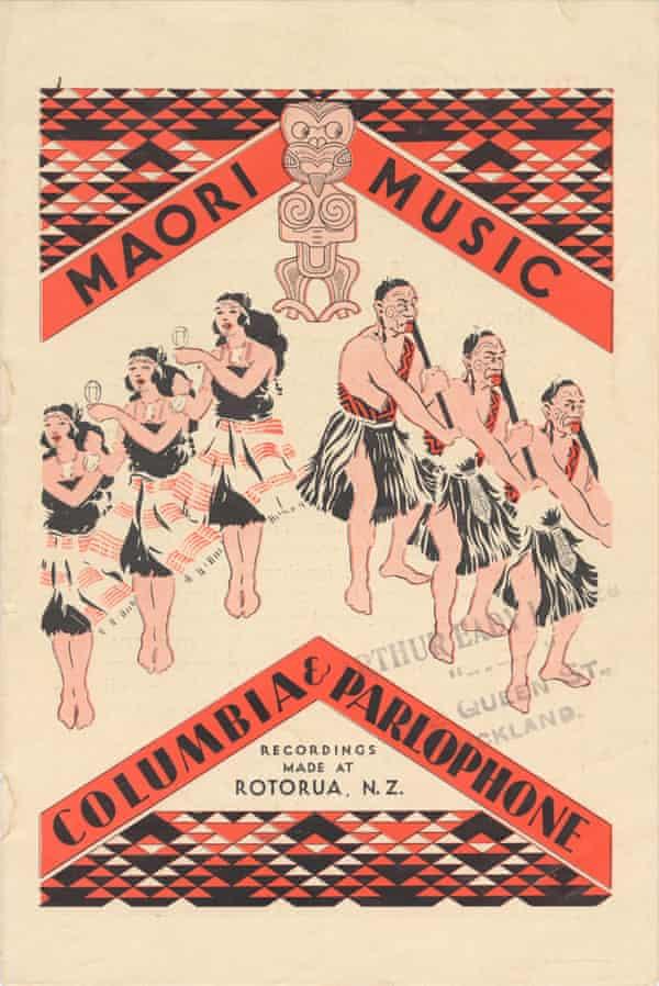Maori Music catalog, Columbia and Parlophone.