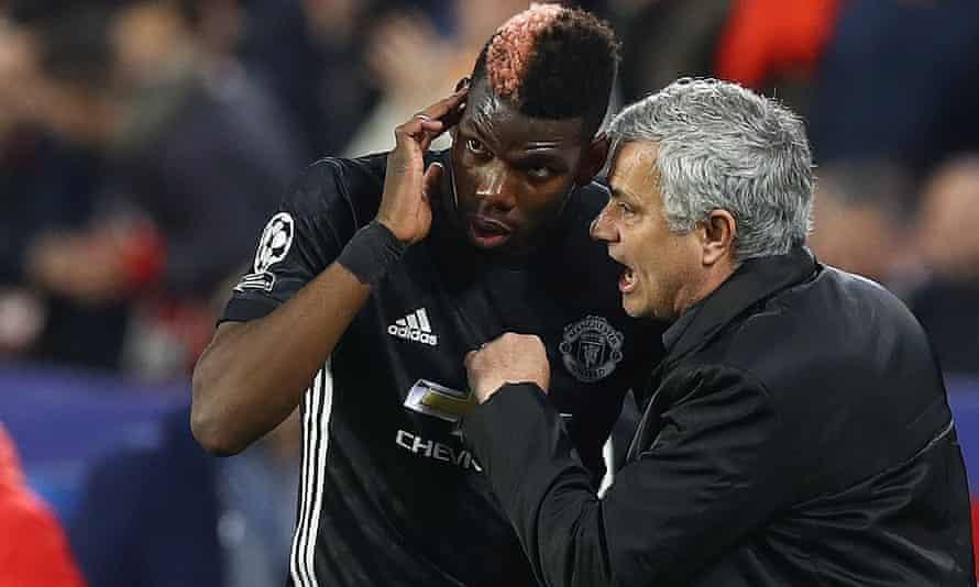 Paul Pogba is enjoying life again now José Mourinho has departed.